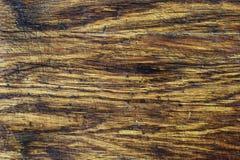 木的服务台 免版税图库摄影