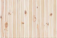 木的板条 图库摄影