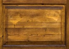 木的框架 库存照片