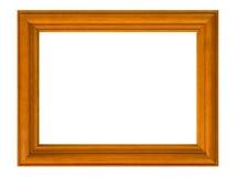 木的框架 免版税库存图片
