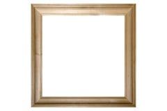 木的框架 免版税库存照片
