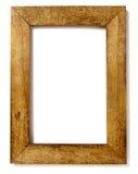 木的框架 免版税图库摄影