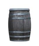 木的桶 免版税图库摄影