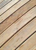 木的楼层 图库摄影