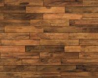 木的楼层 库存例证