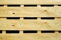 木的盒盖 图库摄影