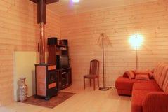 木的空间 免版税库存照片