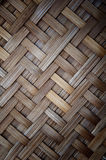 木的竹子 库存图片