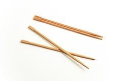 木的筷子 库存图片
