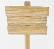 木的索引 免版税库存图片