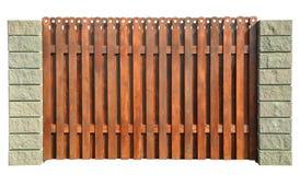 木的范围 免版税库存照片