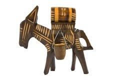 木的驴 库存图片