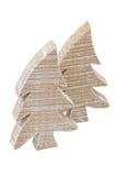 木的christmastrees 向量例证