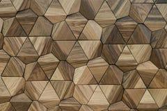 木盘区是手工制造的 美丽的墙壁装饰 皇族释放例证