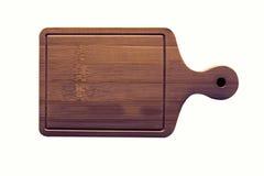 木砧板 免版税库存照片