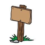 木空的符号 免版税库存照片