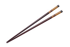 木筷子 免版税图库摄影