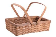木篮子 免版税库存照片