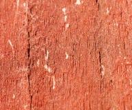 木篱芭红色被绘的难看的东西背景纹理 免版税库存图片