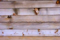 木篱芭,水平 库存照片