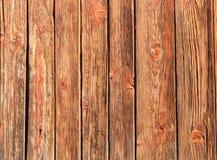 木红色色的纹理 自然红色木背景 老自然木破旧的背景 库存照片