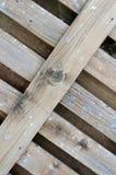 木纹理、自然物质设计内部的和外部 免版税库存照片