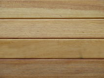 木纹理和木背景 图库摄影