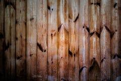 木纹理和空白文本的 库存照片