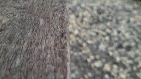 木纹理和背景 库存图片