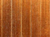 木纹理有自然样式背景 与空白线路的木板条 免版税库存照片