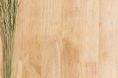 木纹理框架背景 免版税库存图片