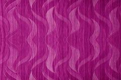 木纹理沙发桃红色布料背景 库存照片