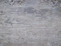 木纹理混凝土 图库摄影