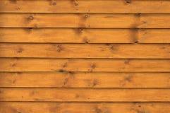 木纹理的墙壁 免版税库存照片