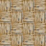 木纹理的织法 免版税库存图片