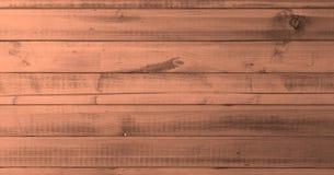 木纹理背景,点燃被风化的土气橡木 显示木纹纹理的退色的木被涂清漆的油漆 硬木被洗涤的板条 免版税库存图片