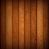 木纹理褐色和蜂蜜垂直背景 库存照片