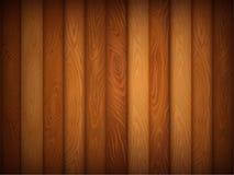 木纹理褐色和蜂蜜明亮的背景 库存图片