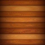 木纹理褐色和蜂蜜背景 免版税库存照片