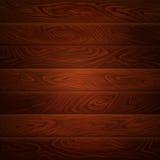 木纹理褐色背景 免版税库存图片