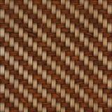 木织法纹理背景 抽象背景篮子装饰例证模式无缝织地不很细向量编织木 无缝的模式 免版税库存图片