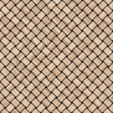 木织法纹理背景 抽象背景篮子装饰例证模式无缝织地不很细向量编织木 无缝的模式 库存图片