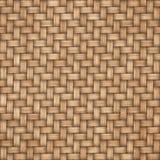 木织法纹理背景 抽象背景篮子装饰例证模式无缝织地不很细向量编织木 无缝的模式 库存照片