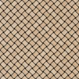 木织法纹理背景 抽象背景篮子装饰例证模式无缝织地不很细向量编织木 无缝的模式 免版税库存照片