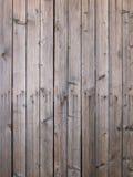 木老的墙壁 库存照片
