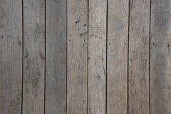 木老的墙壁 免版税库存照片