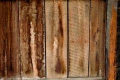 木老的墙壁 免版税图库摄影