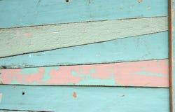 木老的板条 免版税库存照片