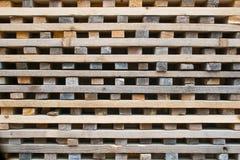 木老的板条 免版税库存图片