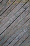 木老的板条 Grunge纹理 图库摄影